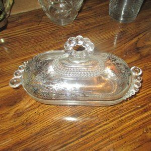 BUTTER DISH BEAUTIFULLY MADE